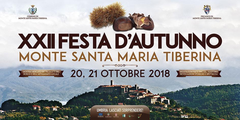 Festa d'Autunno 2018 - Monte Santa Maria Tiberina